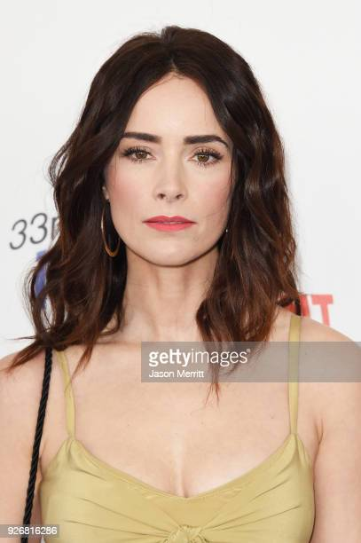 Actor Abigail Spencer attends the 2018 Film Independent Spirit Awards on March 3, 2018 in Santa Monica, California.