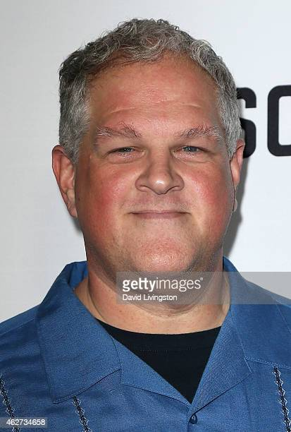 Actor Abraham Benrubi attends a screening of Amazon's 1st original drama series 'Bosch' at The Dome at Arclight Hollywood on February 3 2015 in...