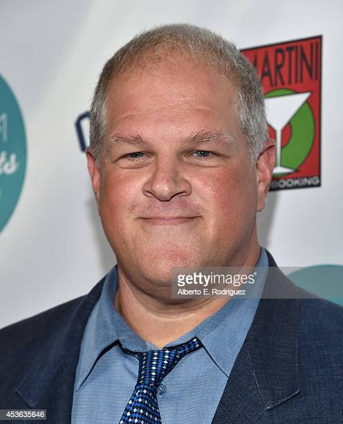 Actor Abraham Benrubi attends the Hollyshorts 10th Anniversary Opening Night at The TCL Chinese Theatres on August 14 2014 in Hollywood California