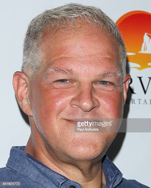 Actor Abraham Benrubi attends the premiere of 'Jessica Darling's It List' at the Landmark Theater on June 20 2016 in Los Angeles California