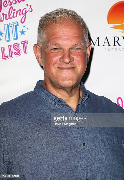 Actor Abraham Benrubi attends the premiere of Marvista Entertainment's 'Jessica Darling's It List' at the Landmark Theater on June 20 2016 in Los...