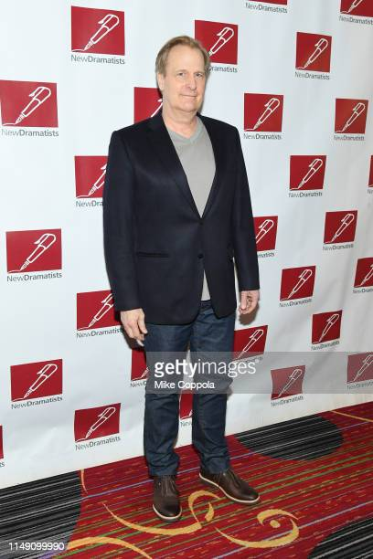 Actor Actor Jeff Daniels attends the 2019 New Dramatists Luncheon at The New York Marriott Marquis on May 14, 2019 in New York City.