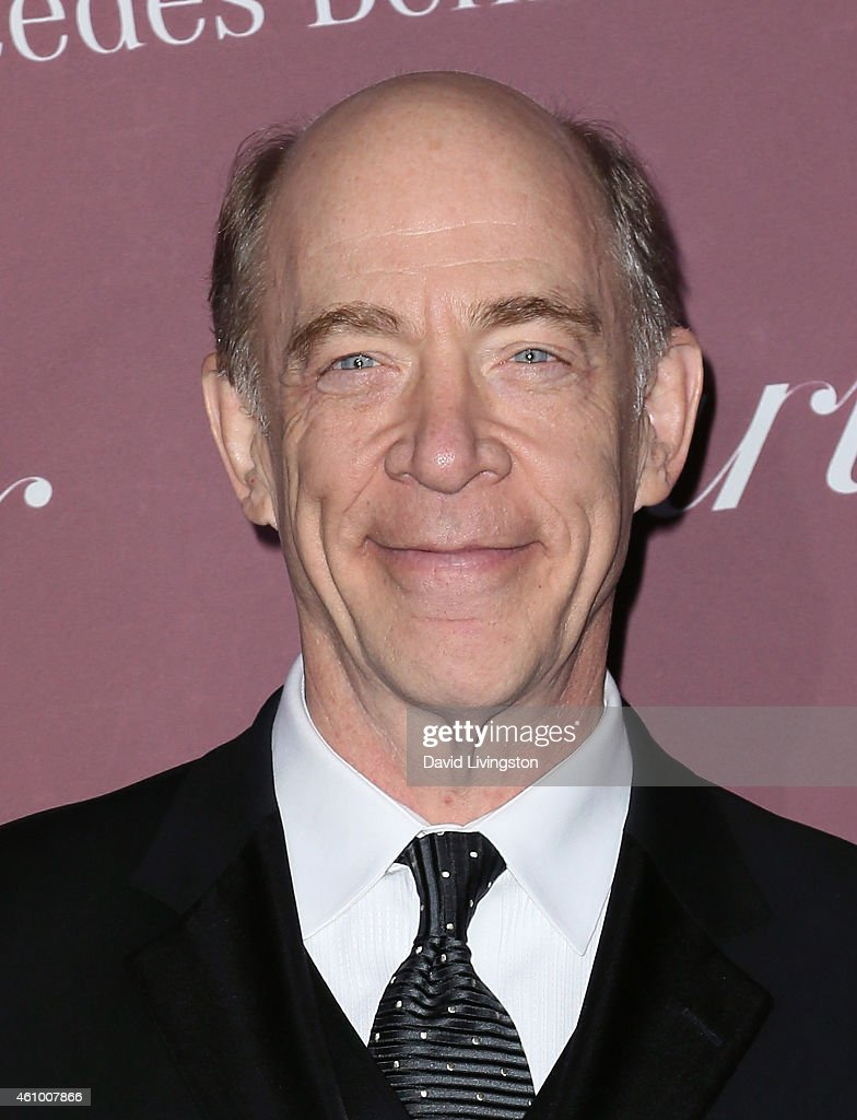 ACtor Actor J.K. Simmons attends the 26th Annual Palm Springs International Film Festival Awards Gala at the Palm Springs Convention Center on January 3, 2015 in Palm Springs, California.