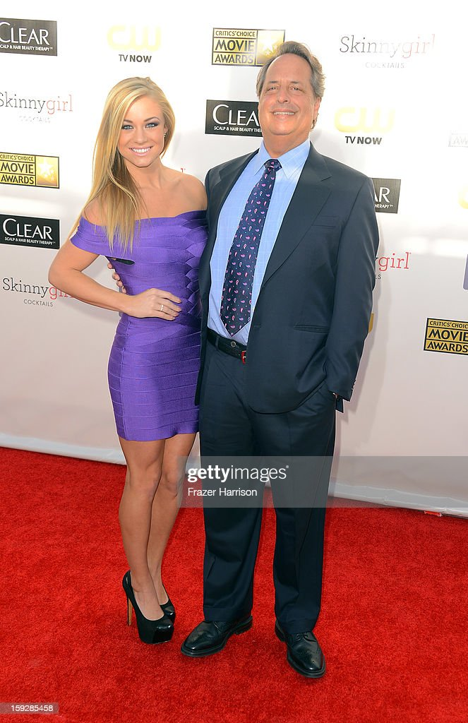 Actor Actor Jon Lovitz arrives at the 18th Annual Critics
