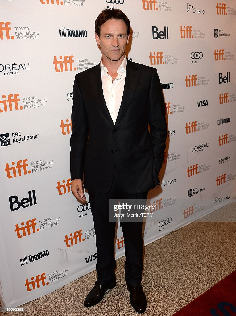 Actor Actor Stephen Moyer attends 'The Devil's Knot' premiere during the 2013 Toronto International Film Festival at The Elgin on September 8, 2013 in Toronto, Canada.