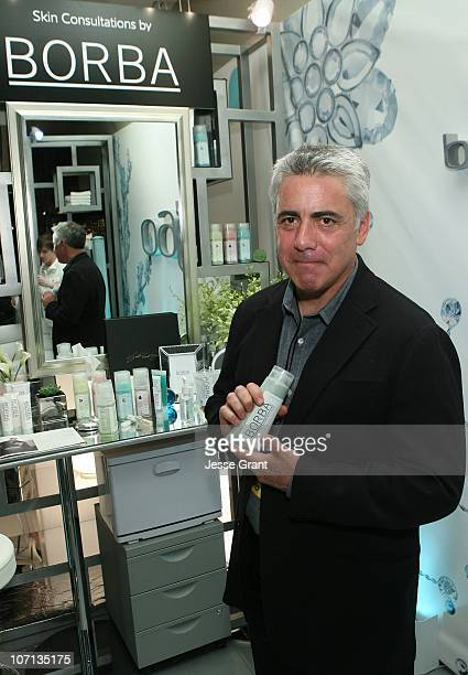 Actor Adam Arkin attends the CVS Pharmacy Reinventing Beauty Bar at the Access Hollywood Stuff You Must Lounge produced by On 3 Productions held at...