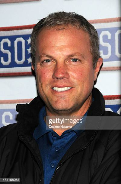 Actor Adam Baldwin attends Fleet Week New York 2015 KickOff Party at Hard Rock Cafe Times Square on May 20 2015 in New York City