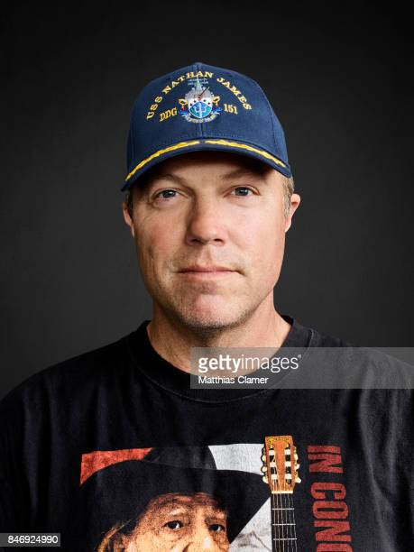 Actor Adam Baldwin from 'The Last Ship' is photographed for Entertainment Weekly Magazine on July 21 2016 at Comic Con in the Hard Rock Hotel in San...