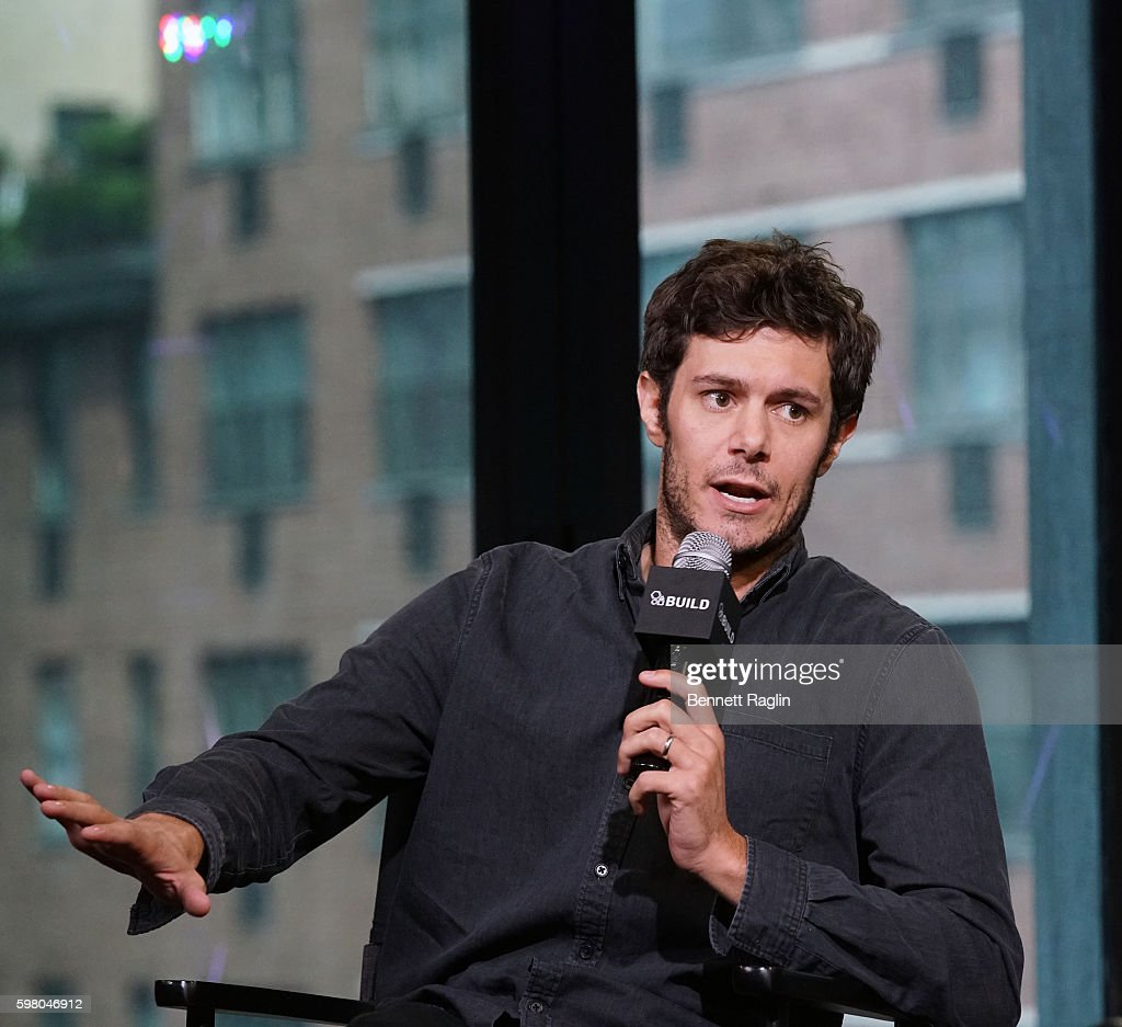 Actor Adam Brody attends Build Series at AOL HQ on August 31, 2016 in New York City.