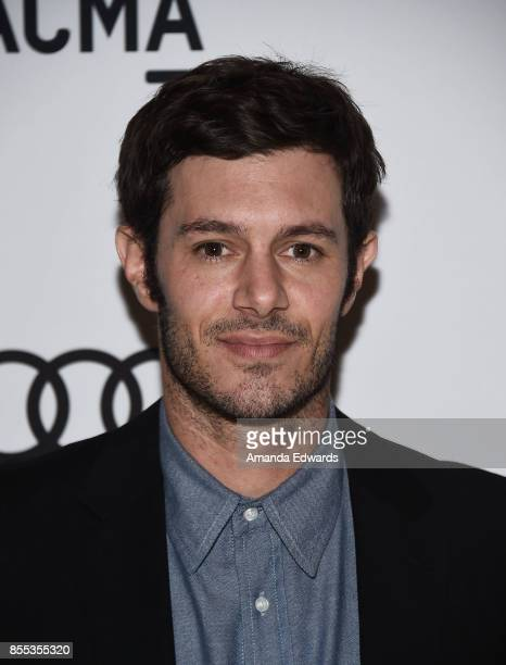 Actor Adam Brody attends the Film Independent at LACMA Screening and QA of 'Startup' at LACMA on September 28 2017 in Los Angeles California