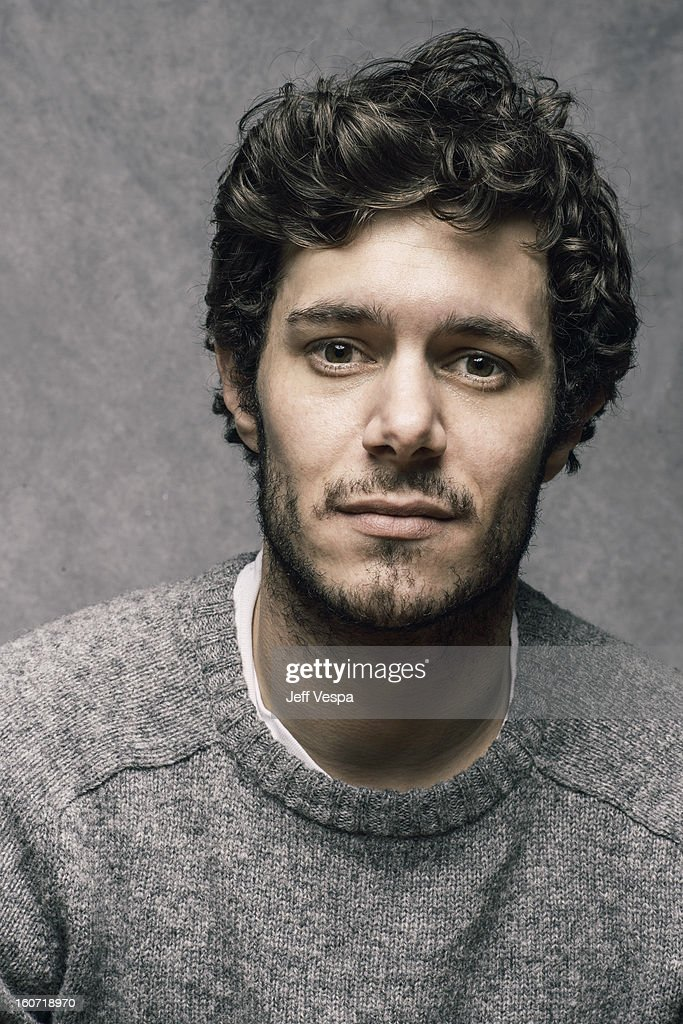 Actor Adam Brody is photographed at the Sundance Film Festival for Self Assignment on February 22, 2013 in Park City, Utah.