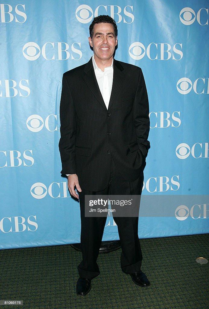 2008 CBS UpFront : Foto jornalística