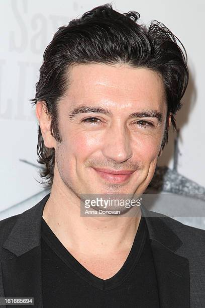 Actor Adam Croasdell attends 'Saving Lincoln' Los Angeles Premiere at The Alex Theatre on February 13 2013 in Glendale California