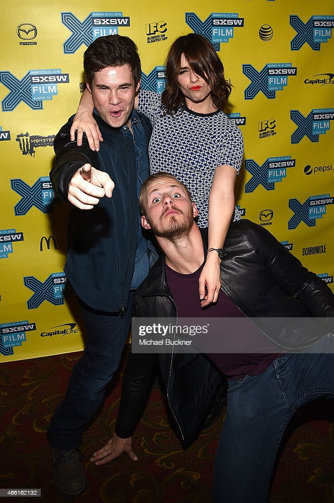 """The Final Girls"" - 2015 SXSW Music, Film + Interactive Festival : News Photo"