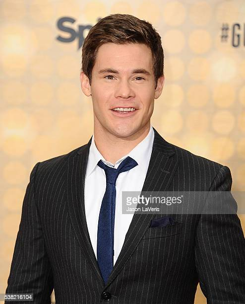 Actor Adam DeVine attends Spike TV's Guys Choice 2016 at Sony Pictures Studios on June 4 2016 in Culver City California