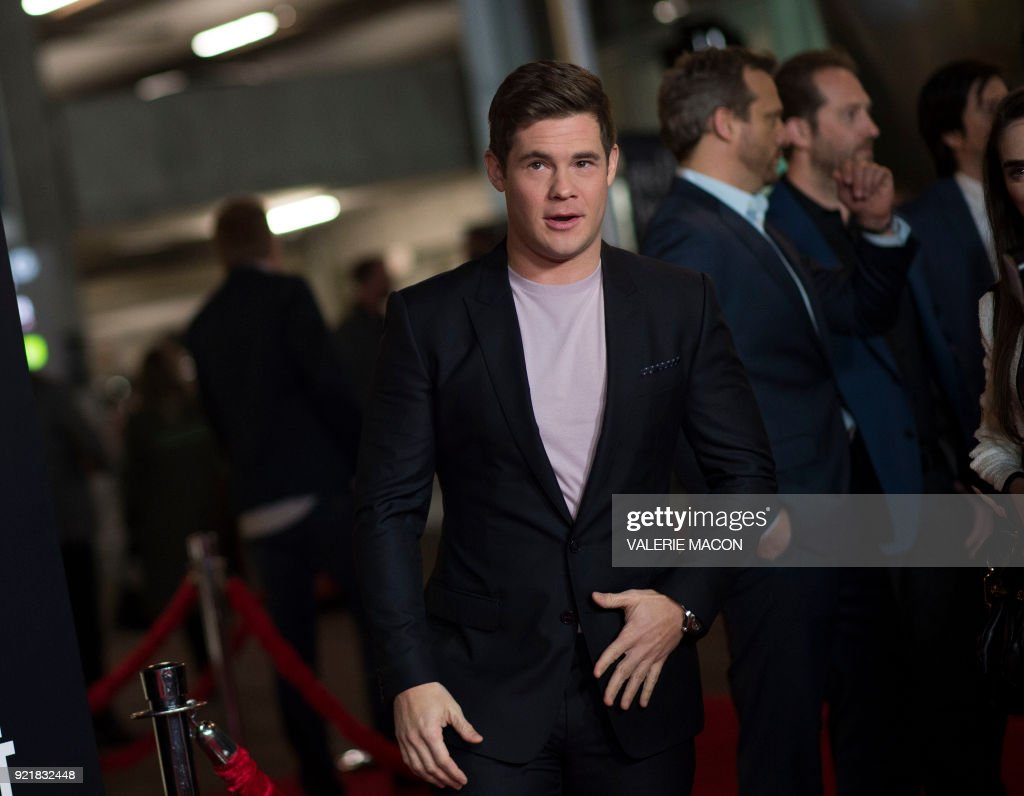 US-ENTERTAINMENT-FILM-ARRIVALS : News Photo