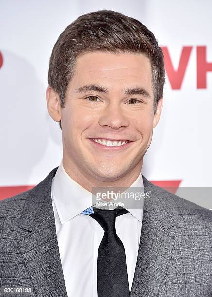 Actor Adam Devine attends the premiere of 20th Century Fox's 'Why Him' at Regency Bruin Theater on December 17 2016 in Westwood California
