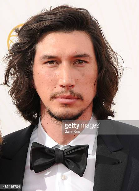 Actor Adam Driver arrives at the 67th Annual Primetime Emmy Awards at the Microsoft Theater on September 20 2015 in Los Angeles California
