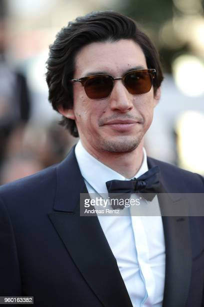 Actor Adam Driver attends the Closing Ceremony screening of 'The Man Who Killed Don Quixote' during the 71st annual Cannes Film Festival at Palais...