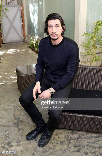 Actor Adam Driver attends the Indie Contenders Reception hosted in the Audi Sky Lounge at AFI Fest 2016 presented by Audi at Hollywood Roosevelt...