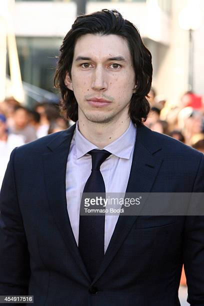 Actor Adam Driver attends the 'Miss Julie' premiere during the 2014 Toronto International Film Festival at Roy Thomson Hall on September 7 2014 in...