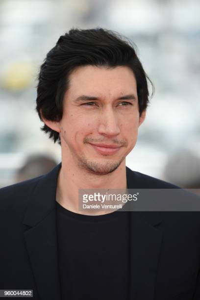 Actor Adam Driver attends the photocall for the 'The Man Who Killed Don Quixote' during the 71st annual Cannes Film Festival at Palais des Festivals...