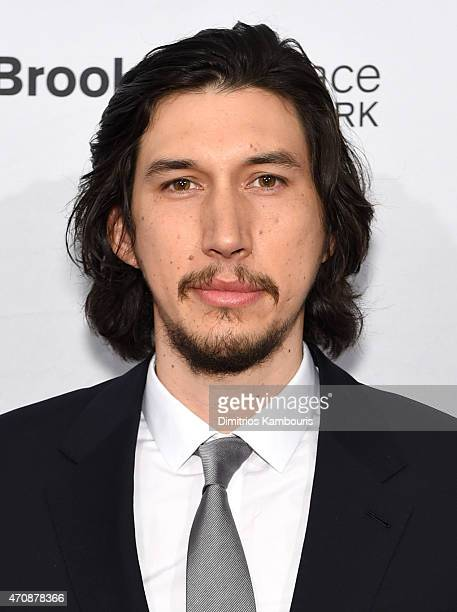 Actor Adam Driver attends the premiere of Hungry Hearts during the 2015 Tribeca Film Festival at the SVA Theater on April 23 2015 in New York City