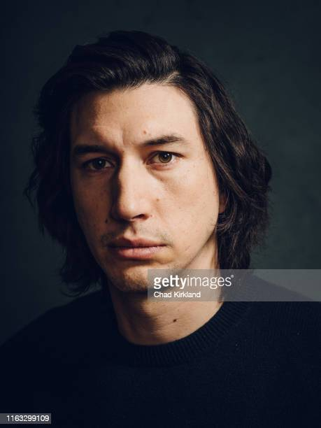 Actor Adam Driver is photographed for Deadline on January 26, 2019 in Park City, United States.