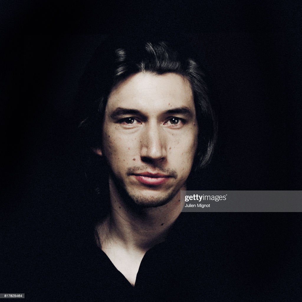 Actor Adam Driver is photographed for Grazia Magazine on May 16, 2016 in Cannes, France.