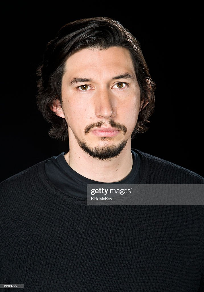 Adam Driver, Los Angeles Times, December 22, 2016