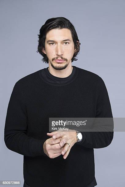 Actor Adam Driver is photographed for Los Angeles Times on November 12 2016 in Los Angeles California PUBLISHED IMAGE CREDIT MUST READ Kirk McKoy/Los...