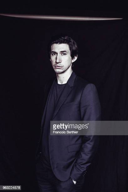 Actor Adam Driver is photographed for Self Assignment on May 2018 in Cannes France