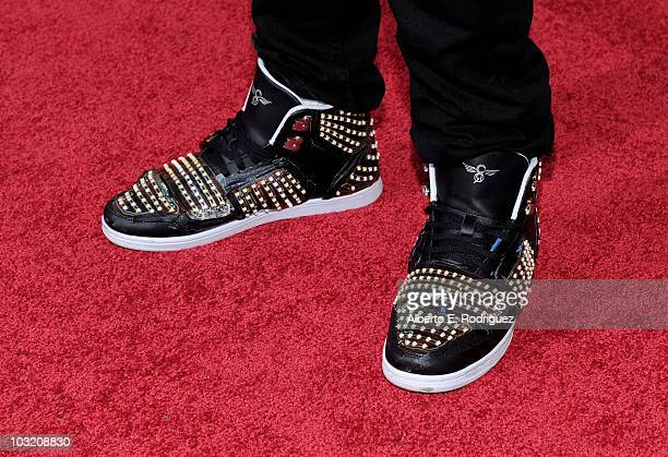 Actor Adam G Sevani arrives to the world premiere of Touchstones Pictures and Summit Entertainment's 'Step Up 3D' held at the El Capitan Theatre on...
