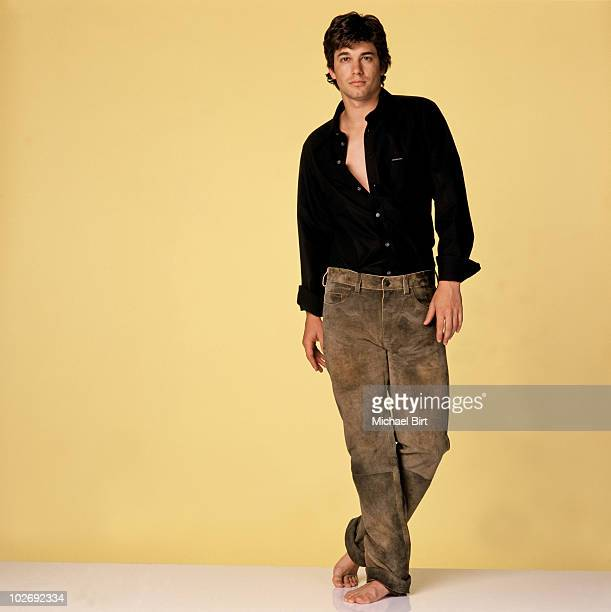 Actor Adam Garcia poses for a portrait shoot in London UK