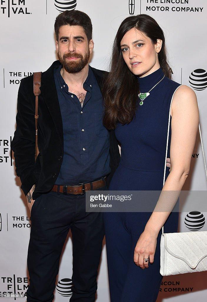 """Between Us"" Premiere - 2016 Tribeca Film Festival : News Photo"