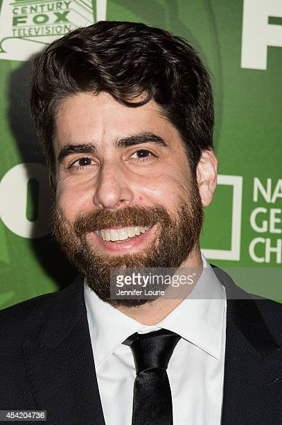Actor Adam Goldberg arrives at the FOX 20th Century FOX Television FX Networks and National Geographic Channel's 2014 Emmy Award Nominee Celebration...