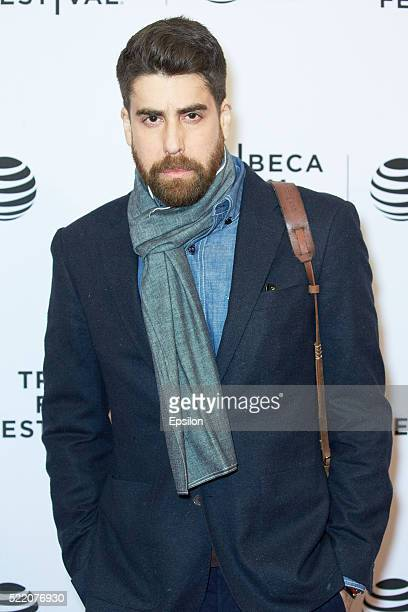 Actor Adam Goldberg attends 'Rebirth' Premiere during 2016 Tribeca Film Festival at SVA Theatre on April 17 2016 in New York City