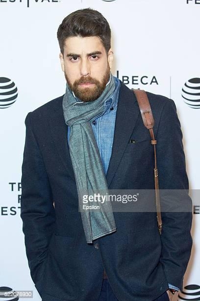 Actor Adam Goldberg attends 'Rebirth' Premiere during 2016 Tribeca Film Festival at SVA Theatre on April 17 2016 in New York City