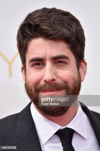 Actor Adam Goldberg attends the 66th Annual Primetime Emmy Awards held at Nokia Theatre LA Live on August 25 2014 in Los Angeles California