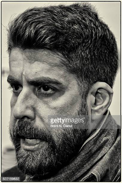 Actor Adam Goldberg attends the world premiere of 'Rebirth' during the 2016 Tribeca Film Festival held at the SVA Theatre 2 on April 17 2016 in New...