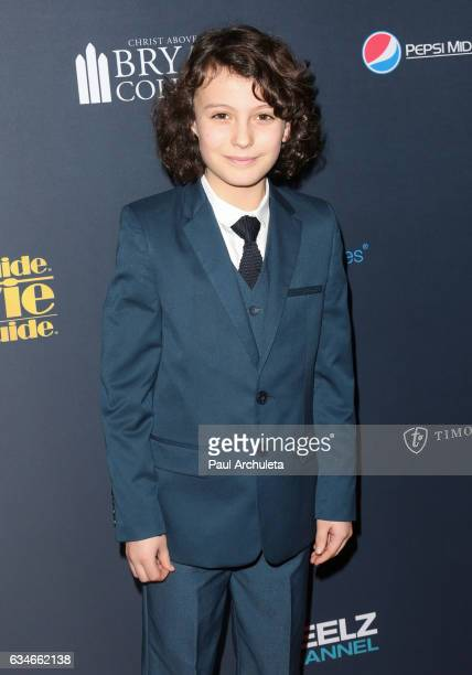 Actor Adam GreavesNeal attends the 25th Annual Movieguide Awards at Universal Hilton Hotel on February 10 2017 in Universal City California