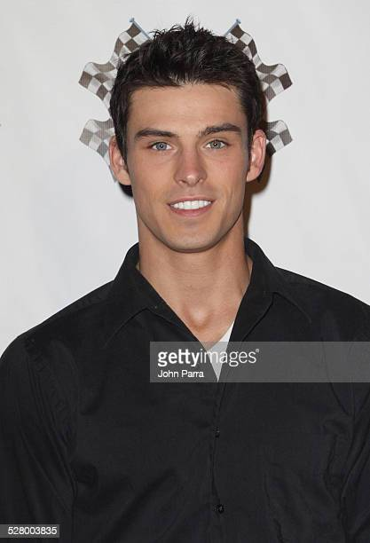 Actor Adam Gregory attends the The Rally For Kids With Cancer The Winners Circle Gala Dinner on November 21 2009 in Miami Beach Florida
