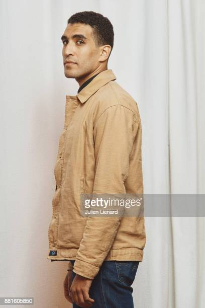 Actor Adam Hegazy is photographed for Self Assignment on September 18 2017 in Paris France