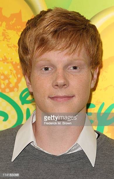 Actor Adam Hicks attends the Disney ABC Television Group Host 'May Press Junket 2011' at ABC Studios on May 14 2011 in Burbank California
