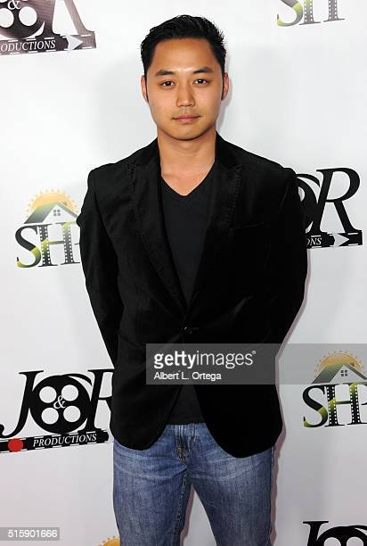 Actor Adam Kang arrives for the Premiere Of JR Productions' Halloweed held at TCL Chinese 6 Theatres on March 15 2016 in Hollywood California