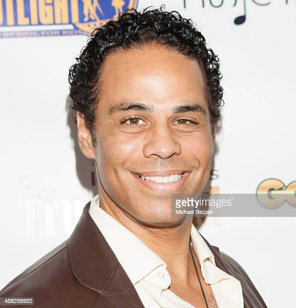 Actor Adam LazarreWhite arrives at The Kids In The Spotlight Foundation's 5th Annual Film Festival And Awards at Writers Guild Theater on November 1...