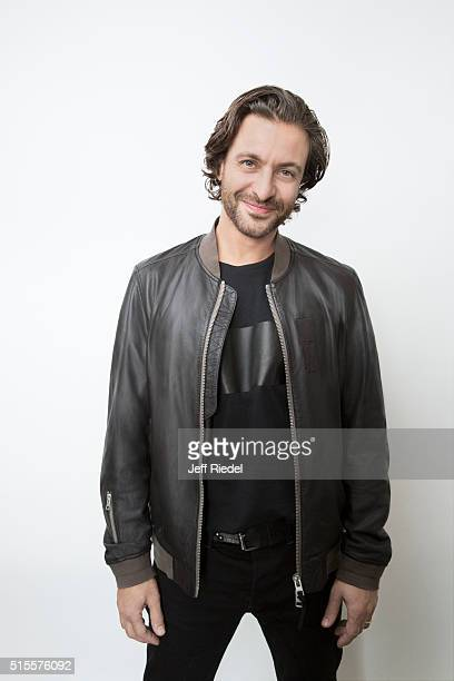 Actor Adam Levy is photographed for TV Guide Magazine on January 15 2015 in Pasadena California