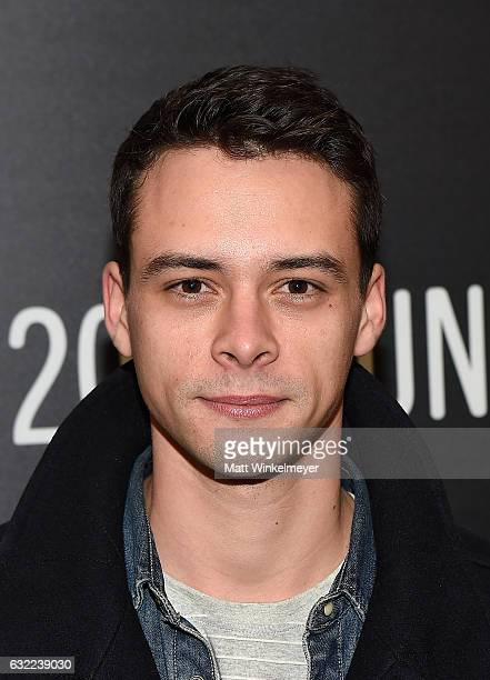 Actor Adam Long attends the Independent Pilot Showcase during day 2 of the 2017 Sundance Film Festival at Egyptian Theatre on January 20 2017 in Park...