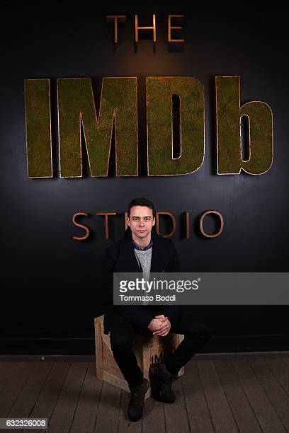 Actor Adam Long of When the Street Lights Go On attends The IMDb Studio featuring the Filmmaker Discovery Lounge presented by Amazon Video Direct Day...