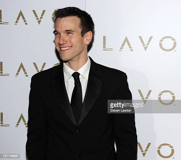 Actor Adam Mayfield arrives at the 'All My Children' Daytime Emmy Post Award Celebration at Lavo on June 27, 2010 in Las Vegas, Nevada.